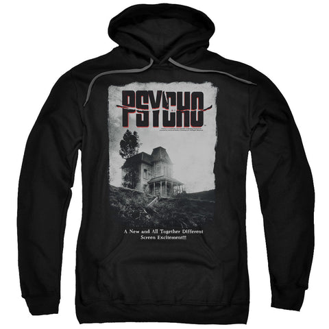 Psycho House Poster Black