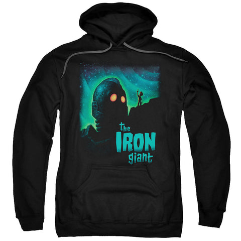 Iron Giant Look To The Stars Black
