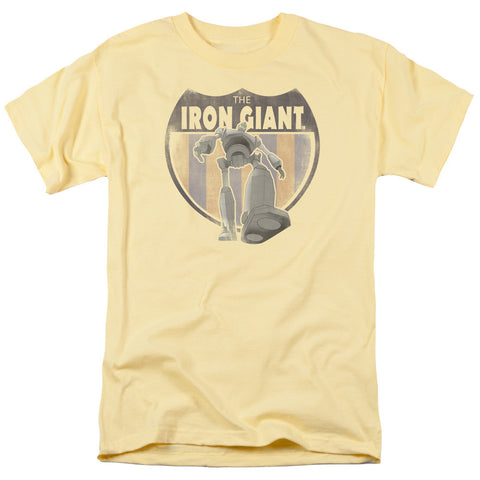Iron Giant Patch Banana