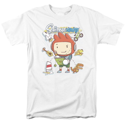 Scribblenauts Scribble Things White