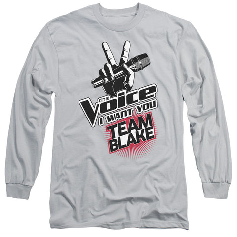 The Voice Team Blake Silver