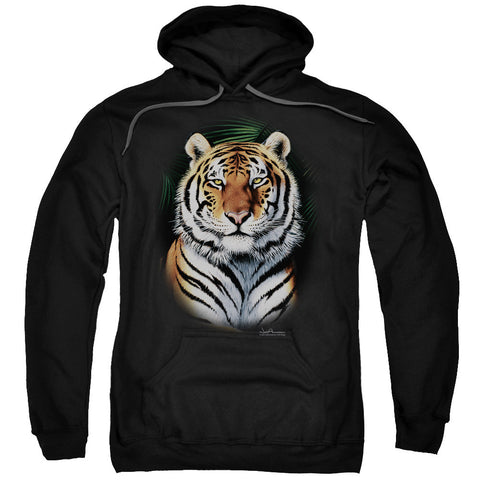 Wildlife Jungle Fire Black
