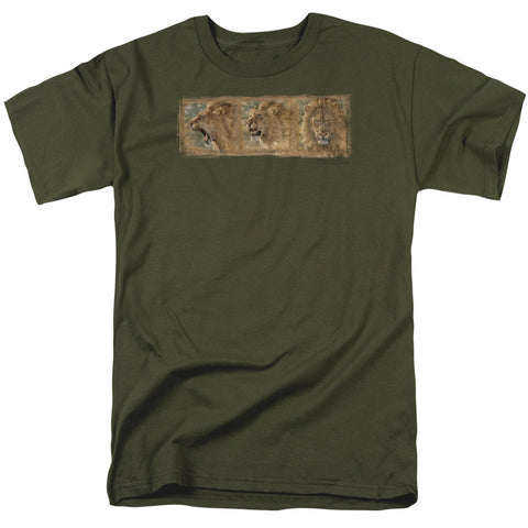 Wildlife Mood Swing Military Green
