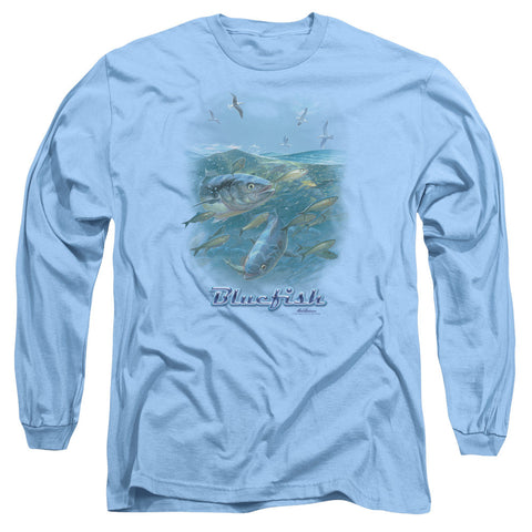 Wildlife Blue Mayhem Carolina Blue