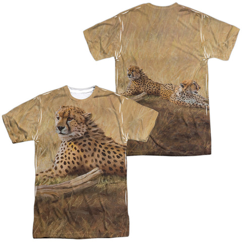 Wild Wings African Cats White