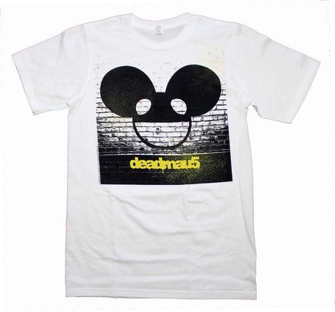 Deadmau5 Brick Wall Logo