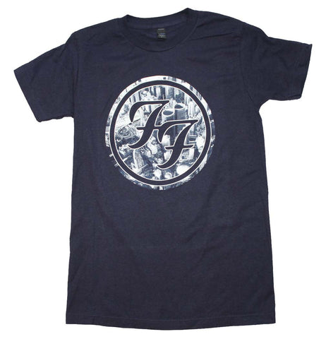 Foo Fighters City Circle Logo