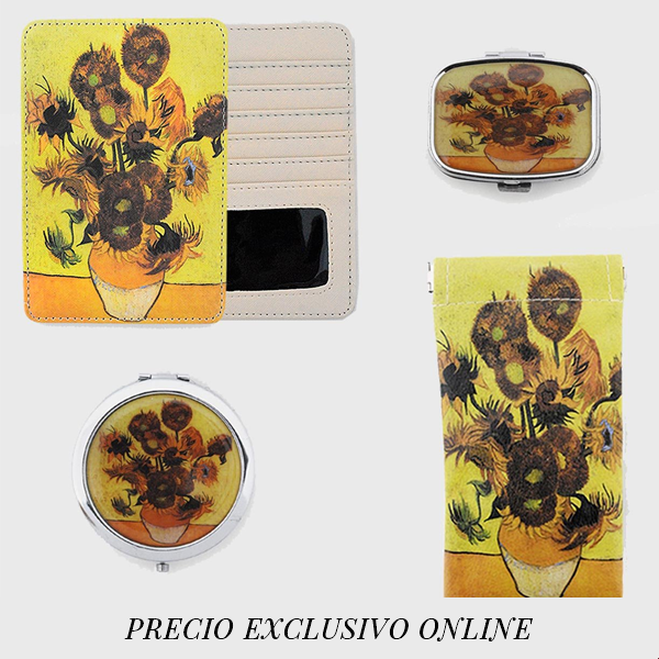 Precio exclusivo online, set de girasoles