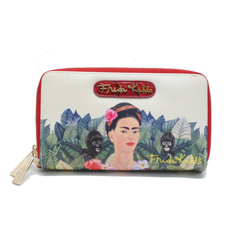 CARTERA FRIDA FJ929RED