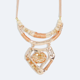 COLLAR CASUAL PARA DAMA COLOR ROSE GOLD S0061