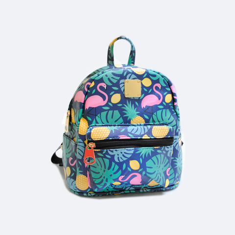 MINI BACKPACK TROPICAL HBG0079