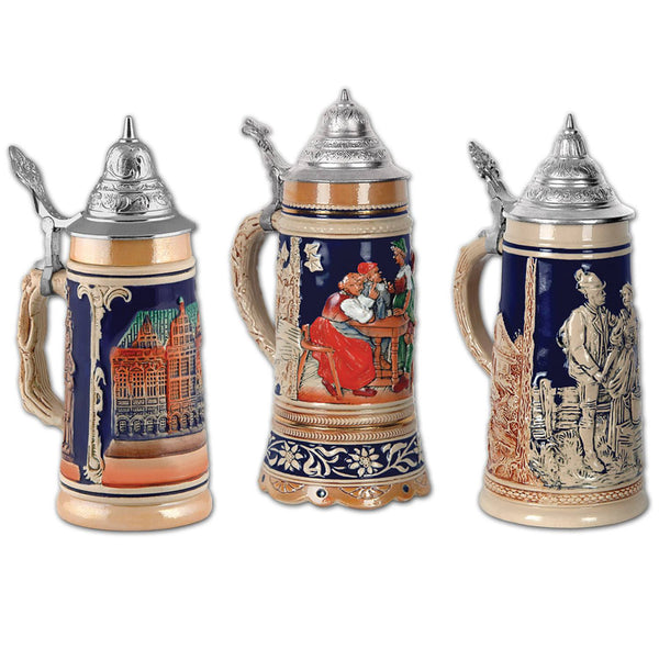 "18"" Beer Stein Cutouts - GermanGiftOutlet.com"