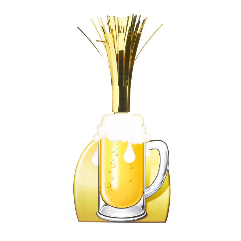 "15"" Oktoberfest Party Beer Mug Centerpiece - GermanGiftOutlet.com  - 1"