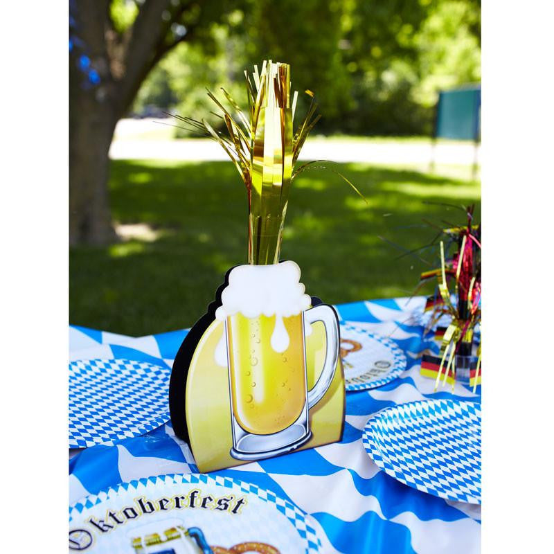 "15"" Oktoberfest Party Beer Mug Centerpiece - GermanGiftOutlet.com  - 2"