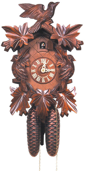 German Black Forest Eight Day Cuckoo Clock - GermanGiftOutlet.com