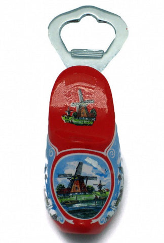Custom Bottle Opener Wooden Shoe - GermanGiftOutlet.com  - 1