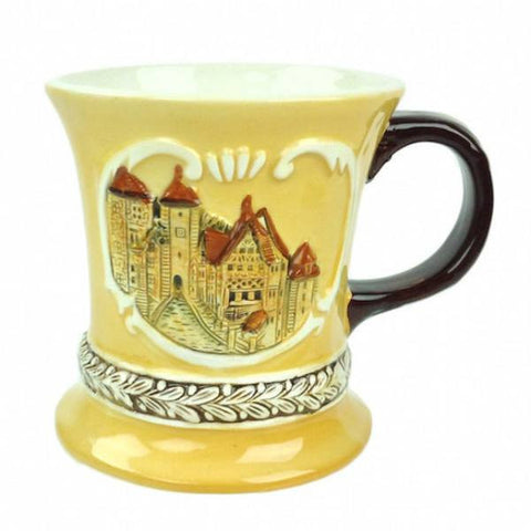 Engraved Rothenburg Ceramic Mug - GermanGiftOutlet.com