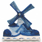 Ceramic Spoon Holder Delft Blue - GermanGiftOutlet.com  - 2
