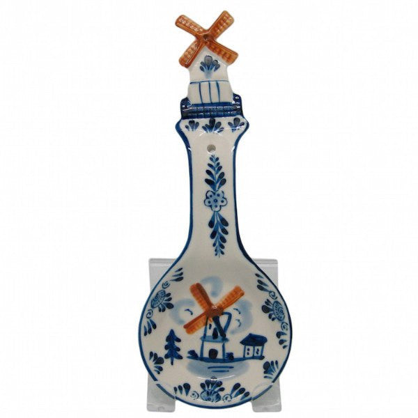 Ceramic Spoon Rests Color Windmill - GermanGiftOutlet.com  - 1