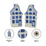 Collectible Salt and Pepper Shakers: Canal Houses - GermanGiftOutlet.com  - 4