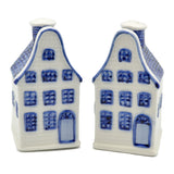 Collectible Salt and Pepper Shakers: Canal Houses - GermanGiftOutlet.com  - 1