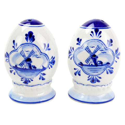 Ceramic Salt and Pepper Shakers: Egg Set - GermanGiftOutlet.com  - 1
