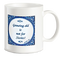 Growing Old Not For Sissies Coffee Mug-CM03