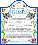 Danish Aebleskiver Recipe Decorative Trivet - GermanGiftOutlet.com