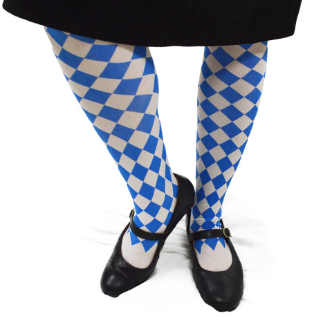 Oktoberfest Party Socks Bavarian Design - 1 - GermanGiftOutlet.com