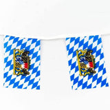 Oktoberfest Party Decoration Bavarian Banner - GermanGiftOutlet.com  - 3
