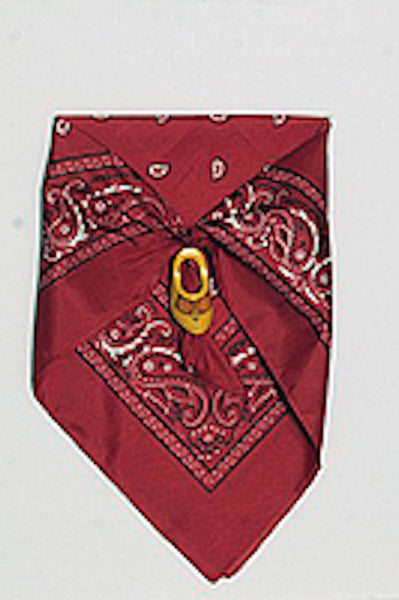 Tie Shoe Red Handkerchief Bandanna - GermanGiftOutlet.com  - 1