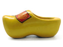 "Napkin Holder Wooden Shoe ""Farmer"" Design-WS10"