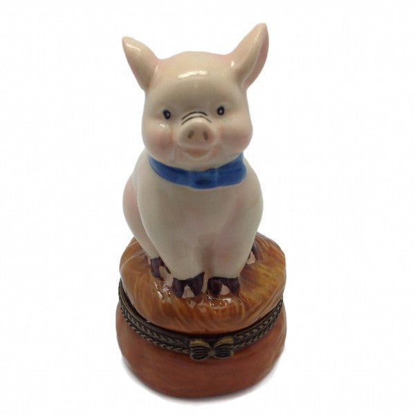 Children's Jewelry Boxes Pig - GermanGiftOutlet.com  - 1