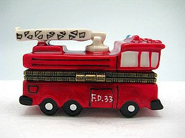 Jewelry Boxes Fire Truck - GermanGiftOutlet.com  - 4