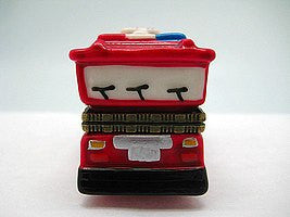 Jewelry Boxes Fire Truck - GermanGiftOutlet.com  - 2