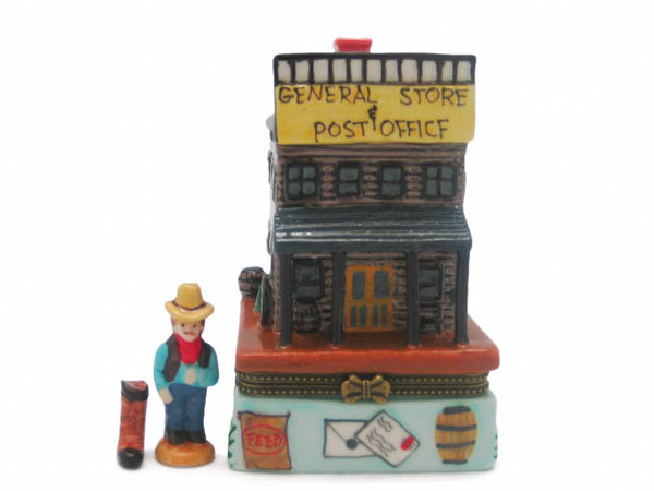 Treasure Boxes Western Store & Post Office - GermanGiftOutlet.com  - 1