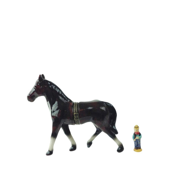 Treasure Boxes Western Horse - GermanGiftOutlet.com  - 1