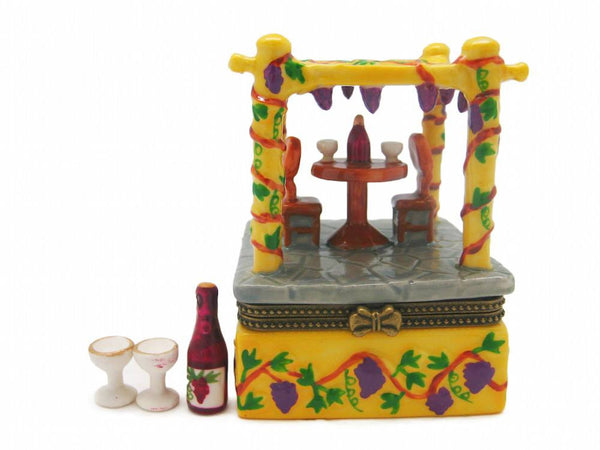 Jewelry Boxes Grape Arbor - GermanGiftOutlet.com  - 1