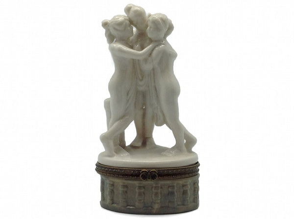 Jewelry Boxes Three Graces - GermanGiftOutlet.com  - 1