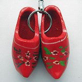 Danish Clogs Key Chain - GermanGiftOutlet.com  - 3