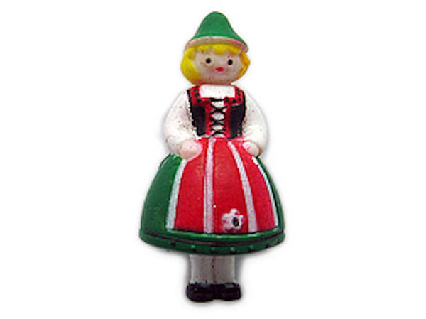 Magnetic German Girl - GermanGiftOutlet.com  - 1