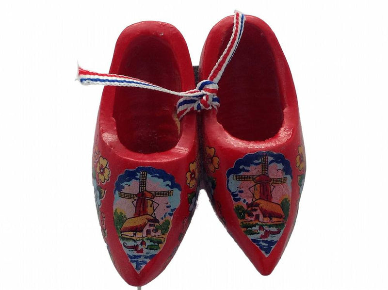 Wooden Clogs Gift Magnets - GermanGiftOutlet.com  - 3