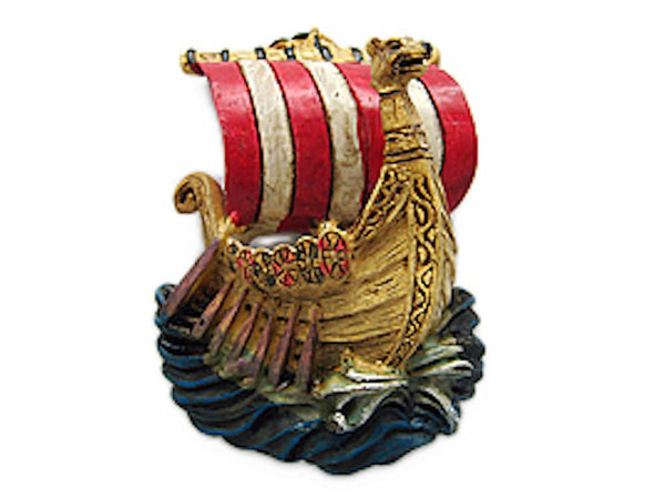 Vikings Ship Gift Magnet - GermanGiftOutlet.com  - 1