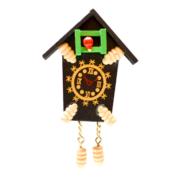 Oktoberfest Party Magnet German Cuckoo Clock-MA05