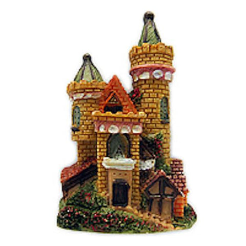 German Souvenir Bavarian Castles Fridge Magnet Beige - GermanGiftOutlet.com  - 1