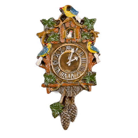 German Cuckoo Clock Fridge Magnet Gift Idea