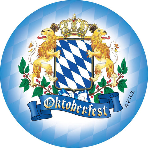 Metal Button: Oktoberfest - GermanGiftOutlet.com  - 1