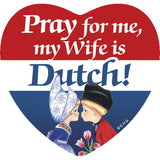 Fridge Tile: Dutch Wife-MT05