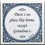 Magnetic Tiles Quotes: No Place Like Grandma's - GermanGiftOutlet.com  - 1