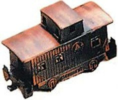 Die Cast Pencil Sharpener: Caboose - GermanGiftOutlet.com